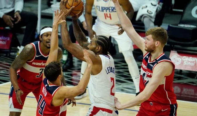 Wizards corta racha de cinco partidos consecutivos ganando / foto cortesía
