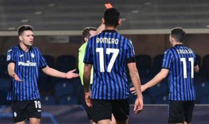 La prensa italiana atacó las decisiones arbitrales del juego / Foto cortesía