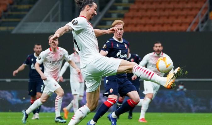 El Milán evita la sorpresa y alcanza los octavos