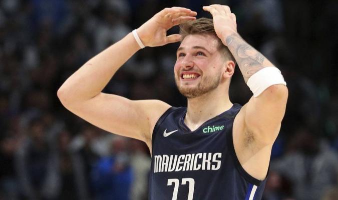 El jugador esloveno de los Dallas Mavericks/Foto cortesía
