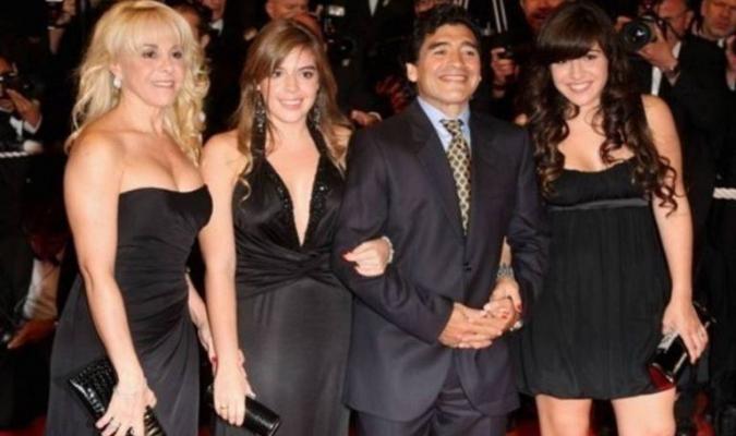 Luego de tres meses siguen las investigaciones de la muerte de Maradona / foto cortesía
