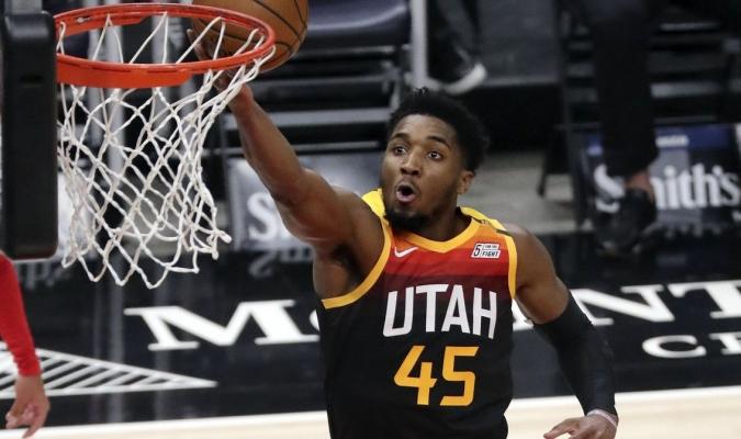 Utah Jazz se reencontró con la victoria