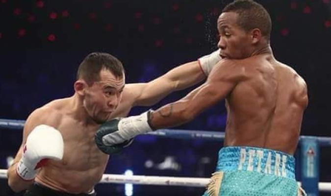 El peleador nativo se radicó en Barcelona / ARCHIVO