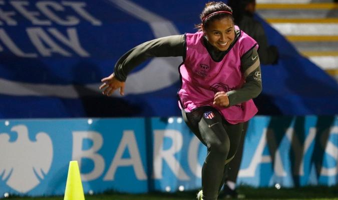 Leicy Santos: El Chelsea es uno de los mejores equipos de Europa