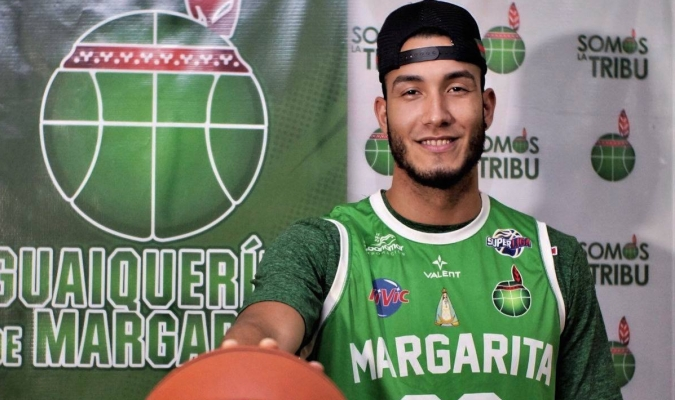 El jugador tiene experiencia en la selección nacional| Prensa Guaiqueríes