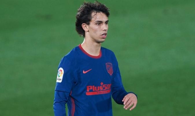 Félix fue suplente en el juego anterior frente al Villarreal / Foto cortesía