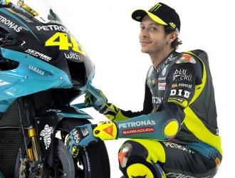 Rossi señaló que su situación en un equipo satélite le gusta y dice creer que es competitivo / F
