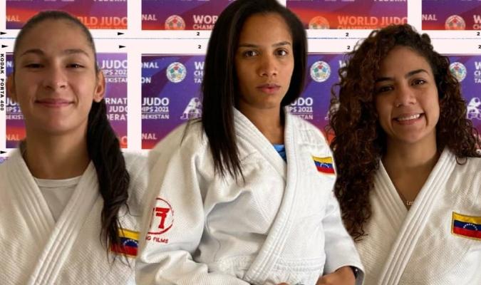 El judo venezolano verá acción en el Grand Prix de Tashkent/Foto archivo