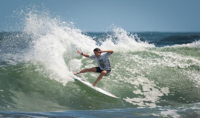 Primera válida nacional de Surf en La Guaira/Foto cortesía