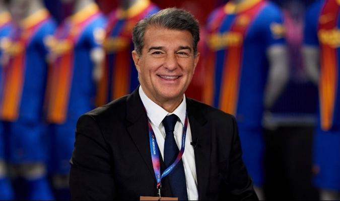 Laporta fue elegido como nuevo presidente del FC Barcelona / foto cortesía