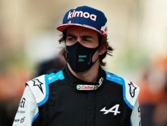 Alonso emprendió algunas tandas más largas con los neumáticos C2 y C3 / Foto cortesía
