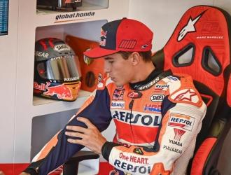 Márquez acelera su proceso de recuperación/Foto cortesía