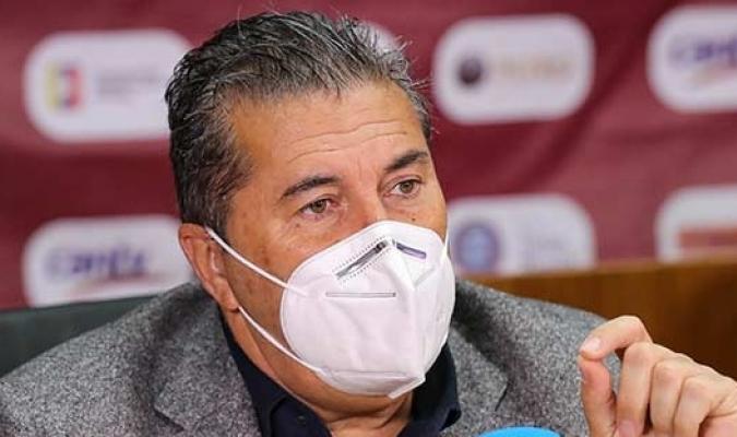 El estratega alabó los protocolos de CONMEBOL para evitar el contagio de la Covid-19| Prensa FVF