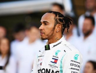 Lewis Hamilton busca superar la marca impuesta por el alemán/ Archivo