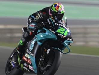 Franco Morbidelli fue el más rápido/Foto cortesía