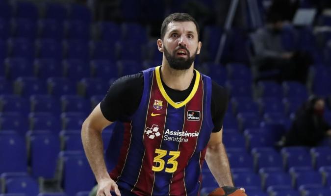 Nikola Mirotic lideró con 26 puntos/Foto cortesía