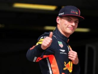 Verstappen gran dominador de las tres sesiones de entrenamientos/Foto cortesía