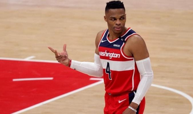 Westbrook consiguió 19 puntos, 19 rebotes y 10 asistencias/Foto cortesía