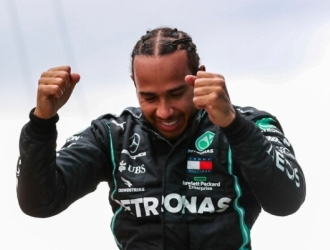 Hamilton se queda con el Gran Premio de Baréin/Foto cortesía