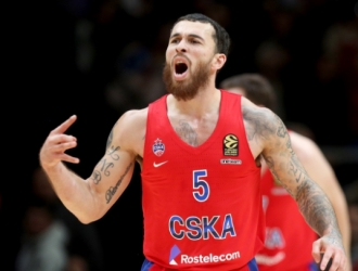 El jugador ha tenido problemas con el entrenador del CSKA en los últimos meses / Foto cortesía