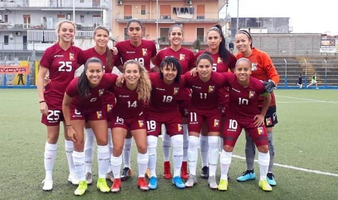 Las chicas que dirige Conti volverán al ruedo| Prensa FVF