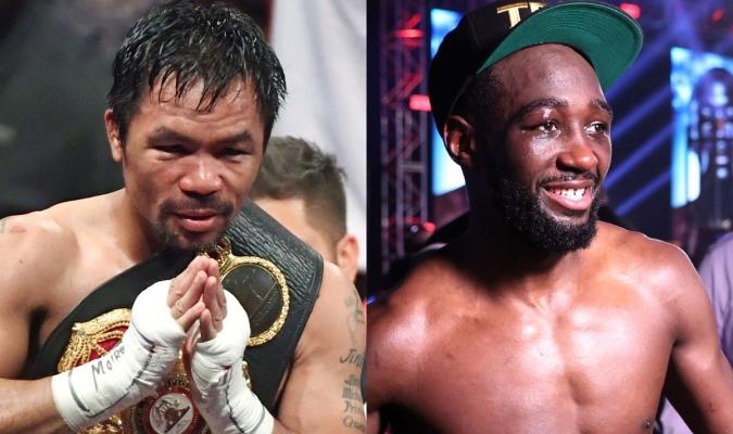 Pacquiao marcaría su regreso para pelear contra el campeón de peso welter de la Organización Mund
