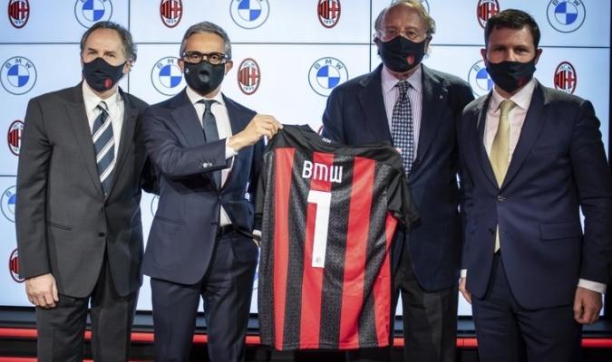 El Milan apunta a volver a la grandeza en 2025| AP
