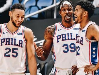 La gira de seis partidos llegó a su final para los Sixers de Filadelfia/Foto cortesía