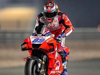 El de Ducati quiere seguir subiendo| AGENCIAS