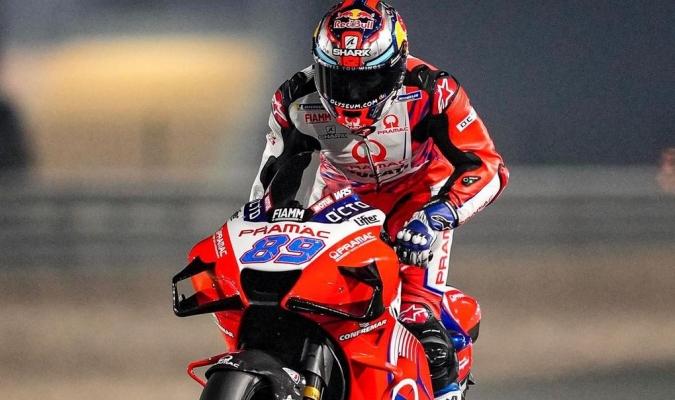El de Ducati quiere seguir subiendo  AGENCIAS