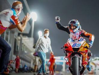 Brilló en el Golfo Persíco| Moto GP