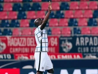 El belga no falla y es decisivo| @Inter