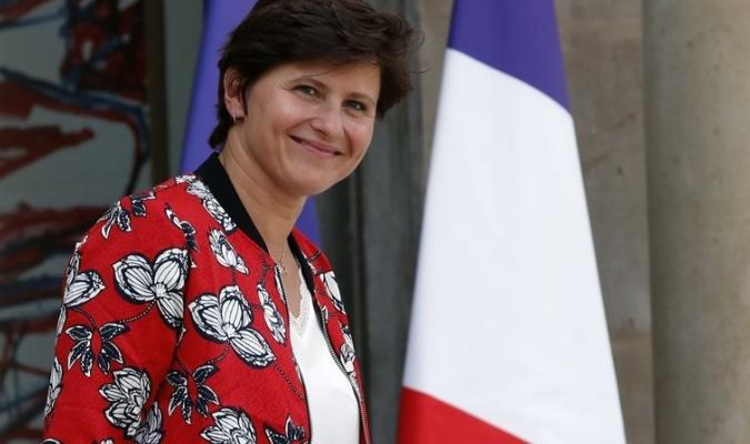La ministra del deporte francés encabeza la campaña| AP