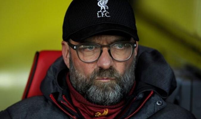 Jürgen Klopp, entrenador del Liverpool/Foto cortesía