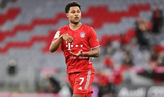 Gnabry es la segunda baja en ataque del Bayern/Foto cortesía