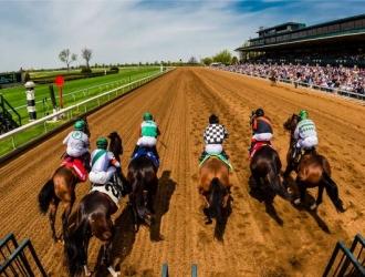 Rumbo al Kentucky Derby / FOTO: Getty Images