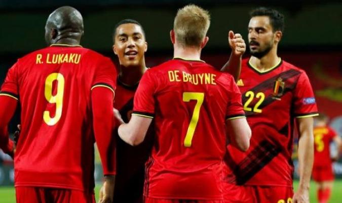 Bélgica domina el ranking