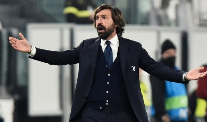 Andrea Pirlo, técnico del Juventus Turín/Foto cortesía