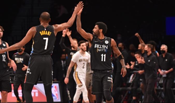 Durant regresó de una ausencia de 23 partidos / foto cortesía