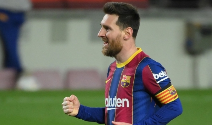 Messi se consagra como el mejor regateador de LaLiga/Foto cortesía