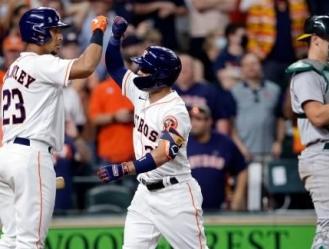 Los Astros tienen marca de 6-1 e igualaron el mejor comienzo en la historia de la franquicia despué