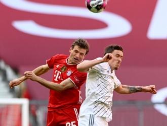 El Bayern se concentra en su encuentro contra el PSG por Champions League / Foto cortesía