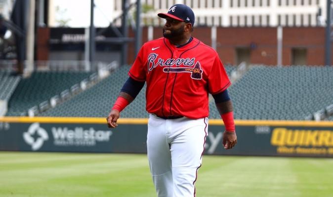 Sandoval está teniendo un momento sensacional con Atlanta / Foto cortesía