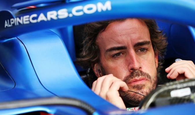 Alonso ganó en Imola en 2005 / foto cortesía