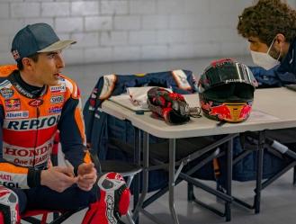 El piloto del equipo Repsol Honda tampoco ha podido participar en los dos primeros grandes premios /