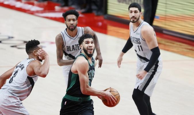 Celtics consiguen cuarto triunfo consecutivo / foto cortesía
