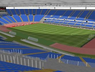El Olímpico será el teatro de la apertura de la Eurocopa el próximo 11 de junio