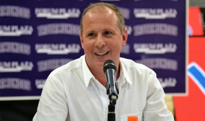 En 2019 llegó de manera transitoria para reemplazar a Juan José Ávila