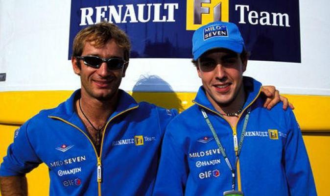 La gran incógnita según Trulli será si Alpine puede darle a Alonso un carro para que pueda ganar