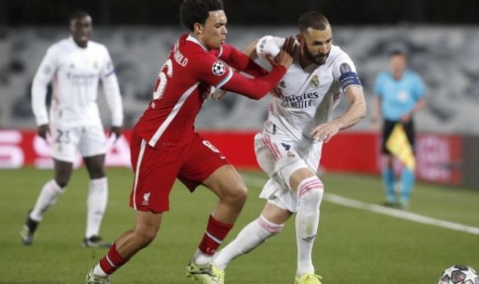 El Madrid tiene ventaja en el marcador